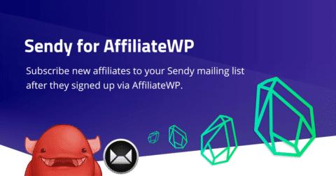 KryptoniteWP - AffiliateWP Sendy Integration