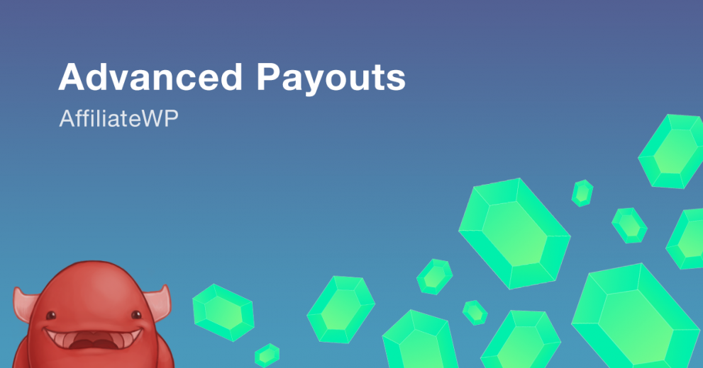 AffiliateWP – Advanced Payouts: Version 1.1 released