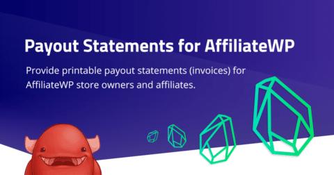 KryptoniteWP - AffiliateWP Payout Statements Plugin