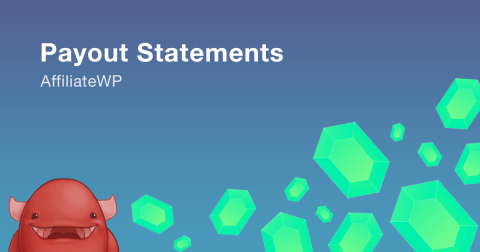 Payout Statements for AffiliateWP