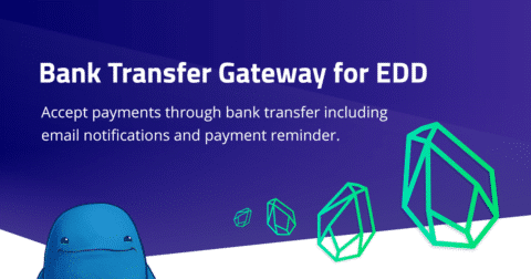KryptoniteWP - Easy Digital Downloads - Bank Transfer Gateway Plugin