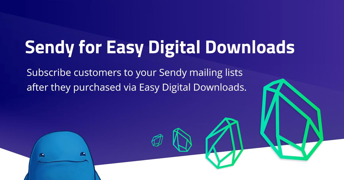 Easy Digital Downloads – Sendy