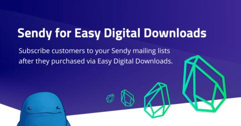 KryptoniteWP - Easy Digital Downloads - Sendy Integration Plugin