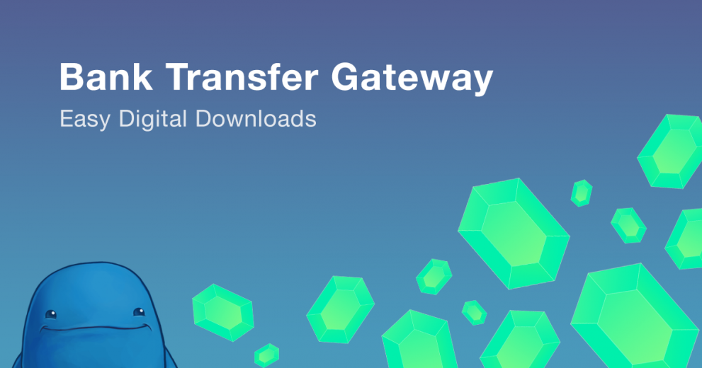 Bank Transfer Gateway for Easy Digital Downloads