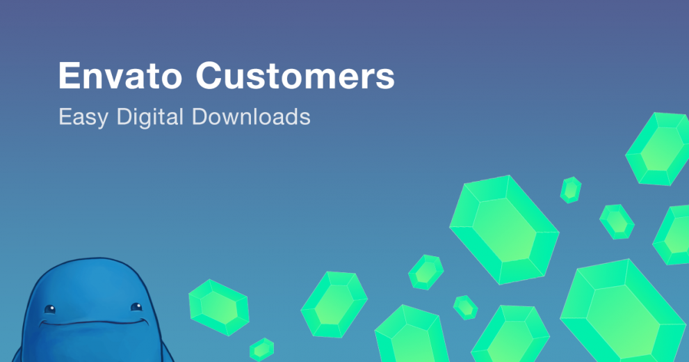 Envato Customers for Easy Digital Downloads