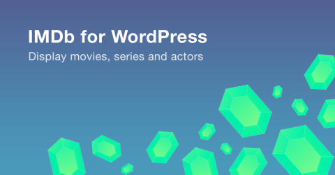 IMDb for WordPress