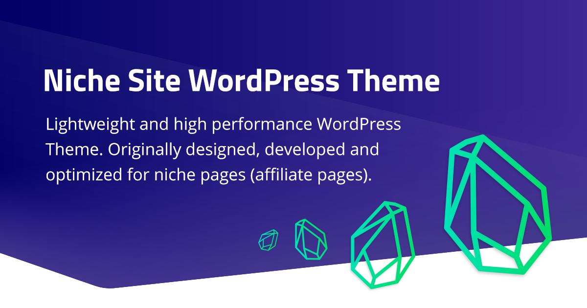 NicheWP WordPress Theme