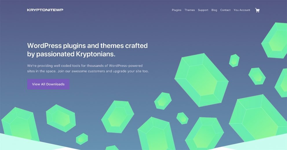 KryptoniteWP officially launched